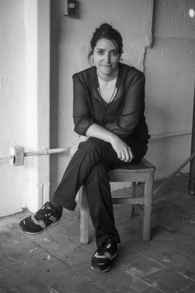 Alejandra Jaimes © Pedro Andrés Barba