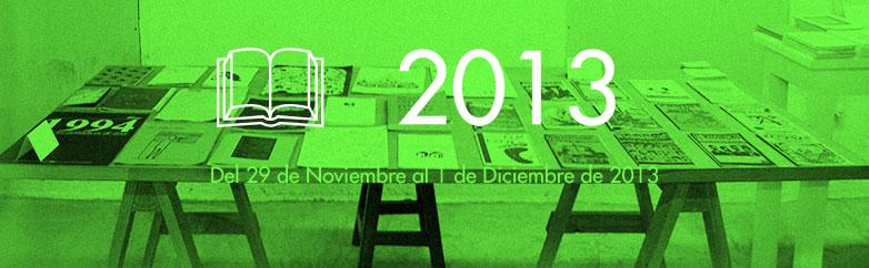 Cosas Aparte 2013